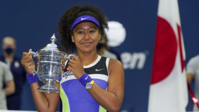 Photo of Naomi Osaka s'est offerte un 3e titre du Grand Chelem !