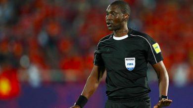 Photo de L'arbitre Camerounais Alioum Sidi officiera la finale de la coupe de la CAF !
