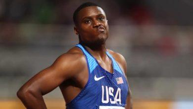 Photo de Suspendu, le champion du monde en titre du 100 m, l'américain Coleman sera privé des Jeux Olympiques