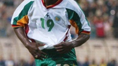 Photo de L'ancien international Sénégalais Pape Bouba Diop est décédé