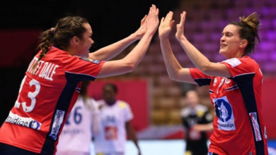 Photo de La Norvège championne Euro féminin de Handball