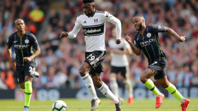 Photo de Sans forcer, Manchester City domine facilement Fulham d'Anguissa