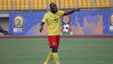 Photo de CHAN Cameroun 2020 : Jacques Zoua promu capitaine des Lions A'