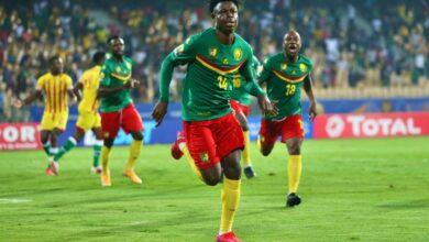 Photo de CHAN 2020 : Grâce à la réalisation de Banga Salomon, le Cameroun s'impose (1-0) face au Zimbabwe