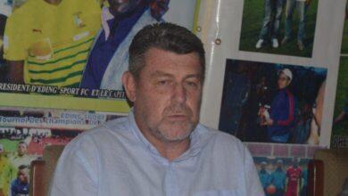 Photo de Voici le nouveau Manager General d'Eding sport de la Lekié