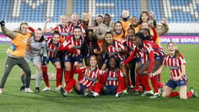 Photo de L'Atlético de Madrid Feminin de Njoya Ajara élimine le Barça d'Oshoala et se qualifie pour la finale de la super coupe d'Espagne