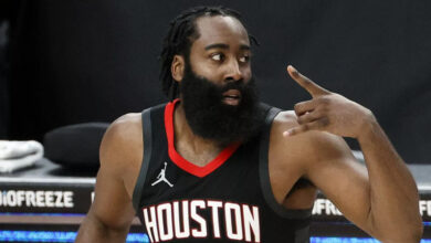 Photo de NBA : James Harden rejoint Brooklyn