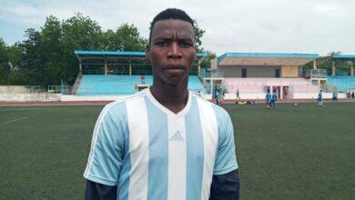 Photo de Transfert : Un international Tchadien va s'engager avec Coton Sport