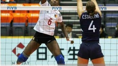 Photo de Nécrologie : La volleyeuse camerounaise Rebecca Rose Ngo Nkot est décédée