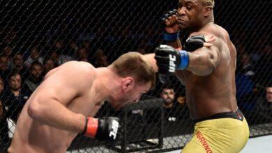 Photo de UFC : Francis Ngannou va prendre sa revanche contre Stipe Miocic