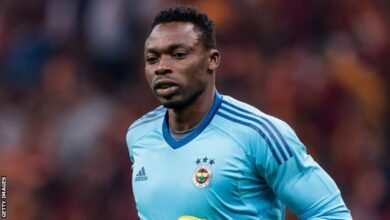 Photo de Carlos Kameni va rejoindre Alexandre Song à Djibouti