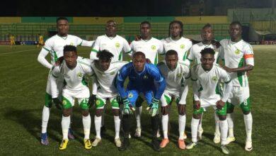 Photo de Coupe CAF : Coton Sport Lamine Napsa (5-1) et conserve la tête de la Poule B