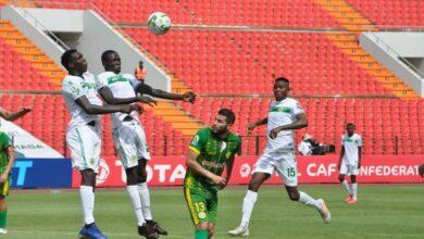 Photo de Coupe CAF : Coton sport de Garoua se qualifie pour les quarts de finale