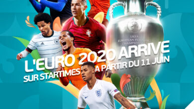 Photo de Euro 2020: StarTimes diffusera tous les matchs de l'Euro 2020 en direct et en HD
