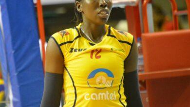 Photo de Volleyball : Fawziya Abdoulkarim double championne d'Afrique annonce la fin de sa carrière avec les Lionnes
