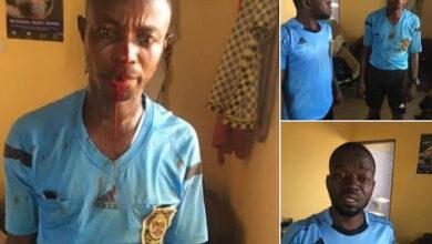 Photo de Ghana : des arbitres sévèrement battus après un match