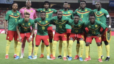 Photo de Amical : Les lions indomptables affrontent les Super Eagles le 04 juin