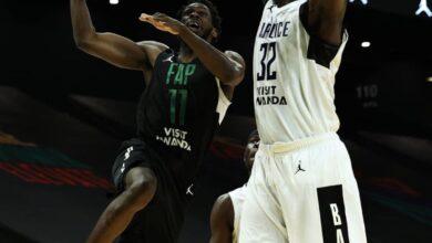 Photo de Basketball African League (BAL) : FAP qualifié pour les quarts de finale