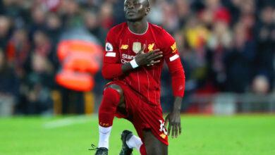 Photo de Sadio Mané : « Cette saison est la pire saison de ma carrière…»