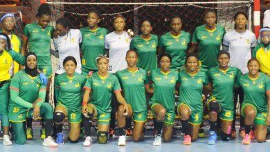Photo de CAN Féminine Handball : Le Cameroun écrase le Nigeria (44-14), se qualifie pour les demi-finales et pour la Coupe du Monde