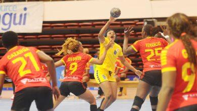 Photo de CAN Féminine Handball : L'Angola est le premier pays à se qualifier pour les demi-finales