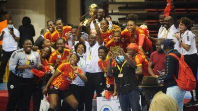 Photo de CAN Féminine Handball : L'Angola, championne d'Afrique pour la 14e fois