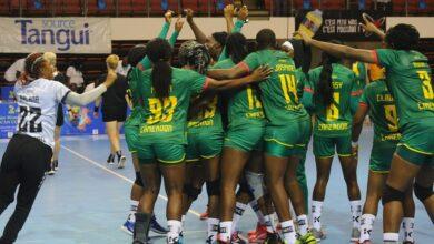 Photo de CAN Féminine Handball : Le Cameroun bat le Congo et se qualifie pour la finale