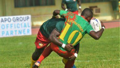 Photo de Qualifications de la Coupe du Monde de Rugby 2023 : Le Cameroun explose le Burundi (83-2)