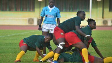 Photo de Rugby : les lionnes indomptables pulvérisent les Étalons du Burkina Faso (72-3) et se qualifient pour la CAN