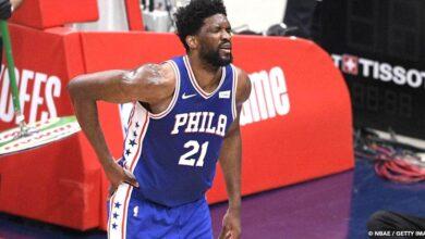 Photo de NBA (demi-finale de conférence Est) : Malgré un très bon Joël Embiid, les Sixers tombent face à Atlanta