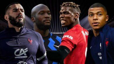 Photo de Mbappe, Pogba, Lukaku, Leroy Sané, Serge Gnabry…Découvrez la liste des joueurs d'origines Africaines qui jouent l'Euro 2021