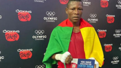 Photo de JO 2021 – Boxe : Un Camerounais se qualifie pour les 8es de finale