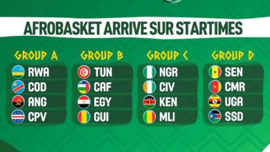 Photo de StarTimes diffusera le tournoi FIBA AfroBasket 2021