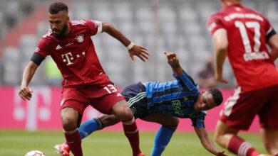 Photo de Choupo Moting nouveau capitaine du Bayern Munich ?