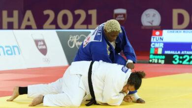 Photo de JO de Tokyo (Judo) : Grosse désillusion pour Vanessa Mballa Atangana