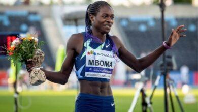 Photo de JO de Tokyo (Athlétisme) : Christine Mboma, la sensation du 200 m