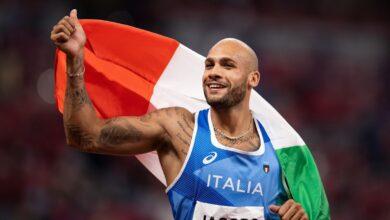 Photo de JO de Tokyo (Athlétisme) : Lamont Marcell Jacobs devient l'homme le plus rapide du monde