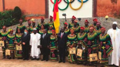 Photo de JO 2020 : le Cameroun rentre bredouille !