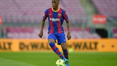 Photo de Espagne ou Guinée : Le Prodige du FC Barcelone, Ilaix Moriba a tranché