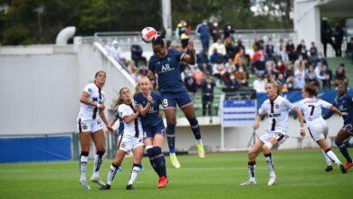 Photo de D1 Arkema : Le PSG éclabousse FC Fleury 91 de Jeannette Grace Ngock Yango