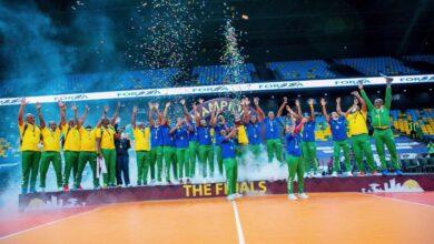 Photo de Le Cameroun vient une fois de plus d'être sacré champion d'Afrique de Volleyball !