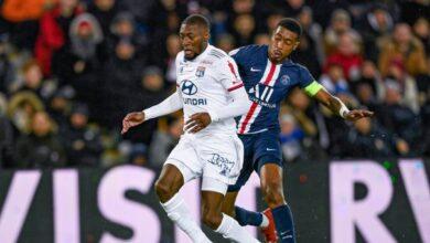 Photo de Ligue 1 : Karl Toko Ekambi (Lyon) buteur face à Monaco